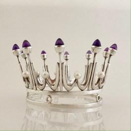 Bridal crown by Karl-Erik Palmberg for Alton