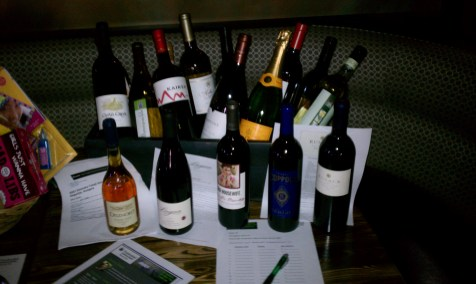 Wine lot auction item donated by Prudential Realty Beverly Hills.