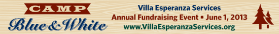 Camp Blue-White Villa Esperanza Services 2
