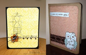 Crystal's Craft Corner Cards