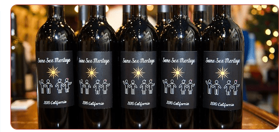 Same Sex Meritage by Stein Family Wines