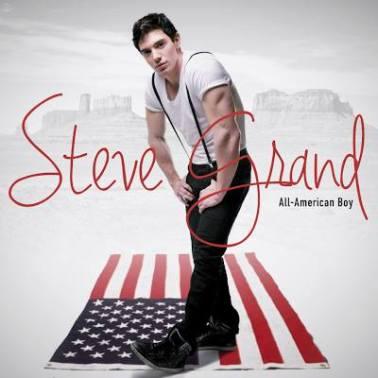 All American Boy by Steve Grand