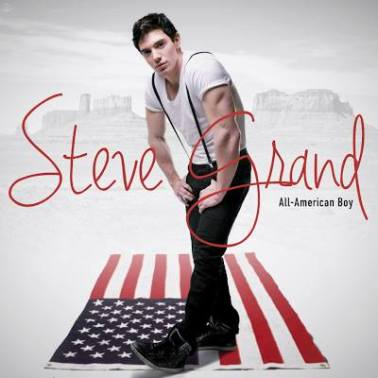 All American Boy by Steve Grand