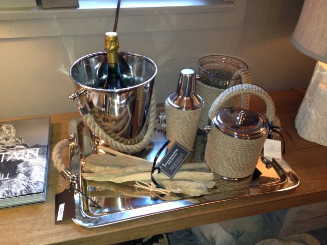 Barclay Butera Lifestyle's Coastal Cocktail Accessories