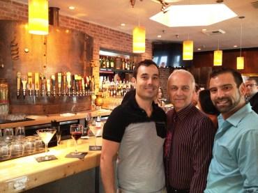 DJ Griffin White, Anthony Guthmiller & Nick Cacarnakis