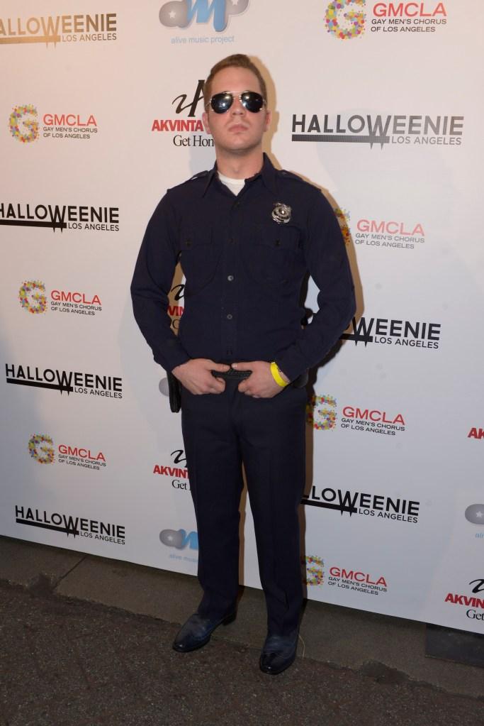 Halloweenie 8-Ben Platt