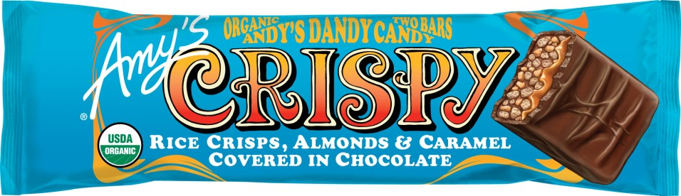 Andy's Dandy Candy-Crispy