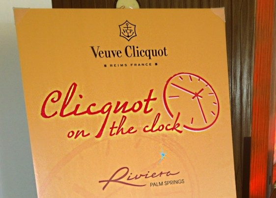 Veuve Clicquot's Happy Time, Any Time!