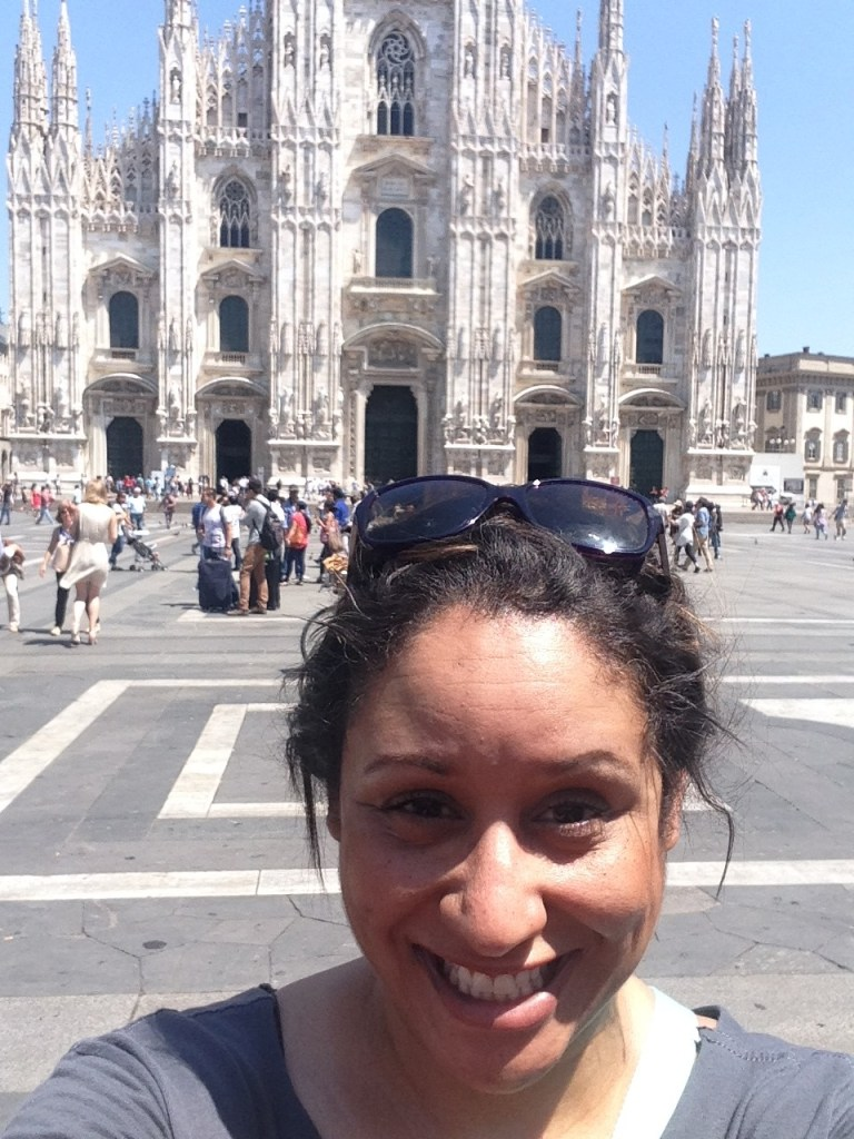 Vanessa Milan 1