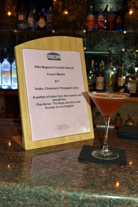 The Effie Magazine Martini