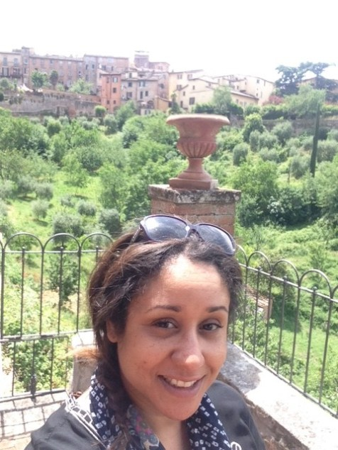 "Me Having My ""Under the Tuscan Sun"" Moment"