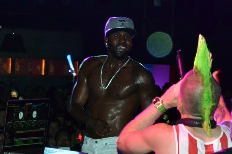 Jason Derulo Performs Glamorama 2014