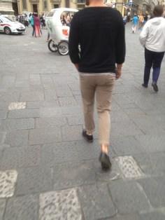 Nice Ass, But(t) No Socks