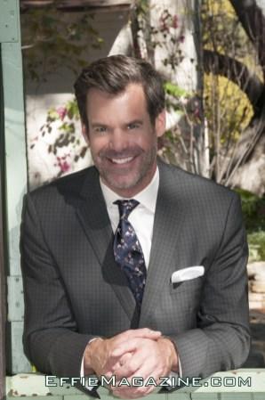 EffieMagazine.com Photo of Tuc Watkins wearing Hugo Boss suit, A. Luxe tie
