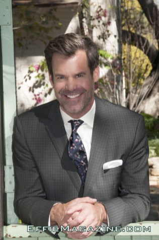 EffieMagazine.com Photo of Tuc Watkins wearing Hugo Boss suit, A. Luxe tie