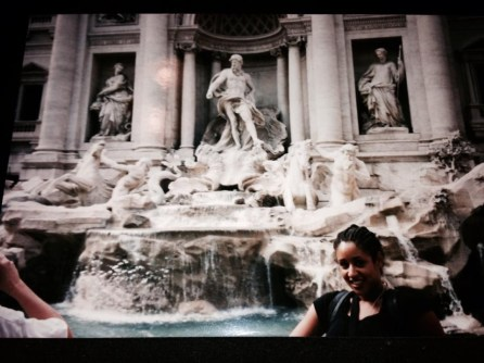 17 Years Ago at Trevi