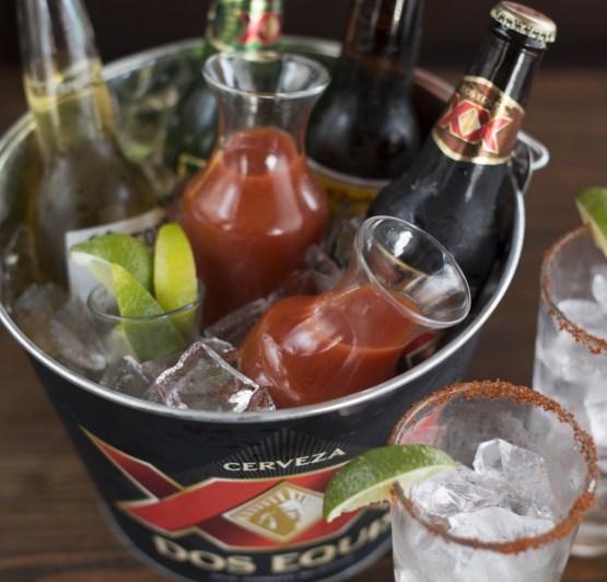 Effie Magazine photo: solita Tacos & Margaritas Michelada Bucket, EffieMagazine.com