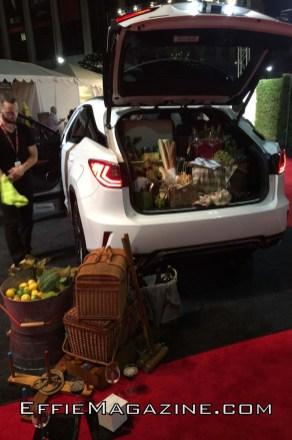 EffieMagazine.com, L. A. Food & Wine Festival, Lexus