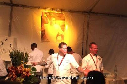 EffieMagazine.com, L. A. Food & Wine Festival, Chef Steven Fretz, The Church Key
