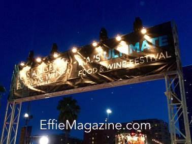 EffieMagazine.com, L. A. Food & Wine Festival, Los Angeles Food & Wine Festival