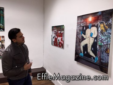 EffieMagazine.com, Bill Wishner, Curatorial Assistance Gallery, Five Acres