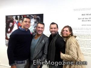 EffieMagazine.com, Bill Wishner, Curatorial Assistance Gallery, Five Acres