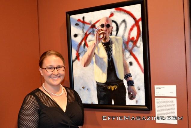 Effie Magazine, California Art Club, The Autry Museum, Griffith Park, Pasadena, Candice Chovanec