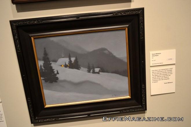 Effie Magazine, California Art Club, The Autry Museum, Griffith Park, Pasadena, Susan Matteson
