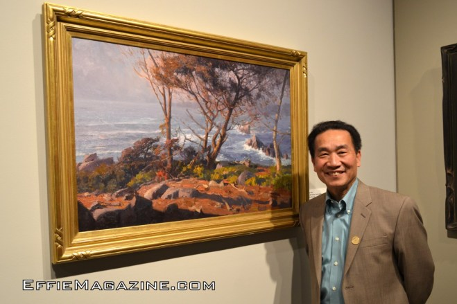 Effie Magazine, California Art Club, The Autry Museum, Griffith Park, Pasadena, Mian Situ