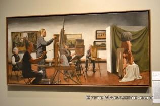 Effie Magazine, California Art Club, The Autry Museum, Griffith Park, Pasadena, Warren Chang