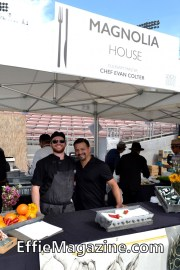 Effie Magazine, Pasadena, Union Station Homeless Services, Masters Of Taste, Rose Bowl, Magnolia House