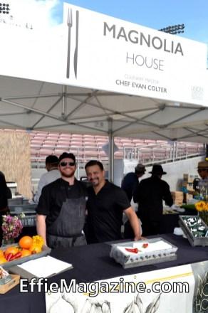 Effie Magazine, Pasadena, Union Station Homeless Services, Masters Of Taste, Rose Bowl, Magnolia House