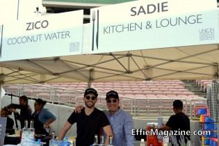 Effie Magazine, Pasadena, Union Station Homeless Services, Masters Of Taste, Rose Bowl, Zico Coconut Water, Sadie Kitchen & Lounge