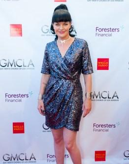 EffieMagazine.com, Gay Men's Chorus of Los Angeles, GMCLA, VOICE AWARDS, NCIS star Pauley Perrette,