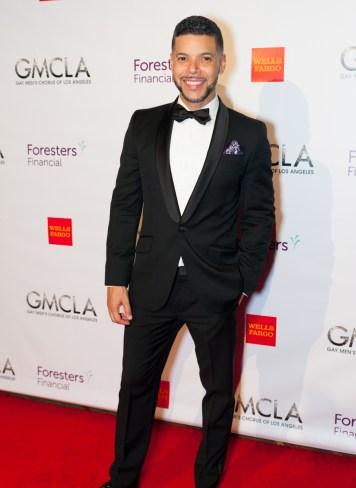 EffieMagazine.com, Gay Men's Chorus of Los Angeles, GMCLA, VOICE AWARDS, Wilson Cruz