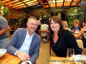 Dirk Smits & Lisa Barriere