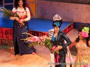 "The Winner: Miss New York ""Sandy Claus"""