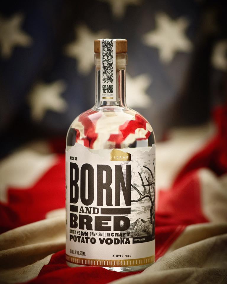 B&B Bottle – 4th of July