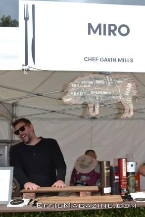Chef Gavin of Miro