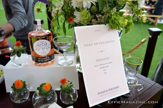 Pomp & Whimsy in the VIP Tent