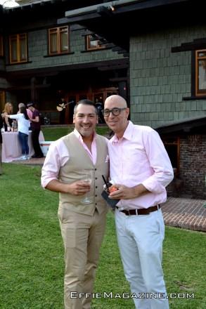 Effie Cornejo Cacarnakis & Robby Bain