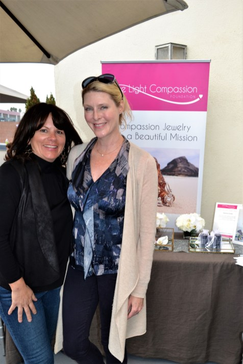 Love Light Compassion's Lisa Barriere & Tracy Appleton