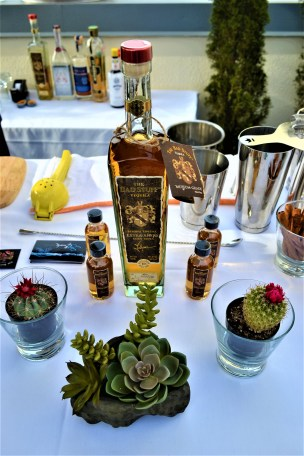 The Bad Stuff Tequila by renowned Maestro Catador Felipe Soto Mares