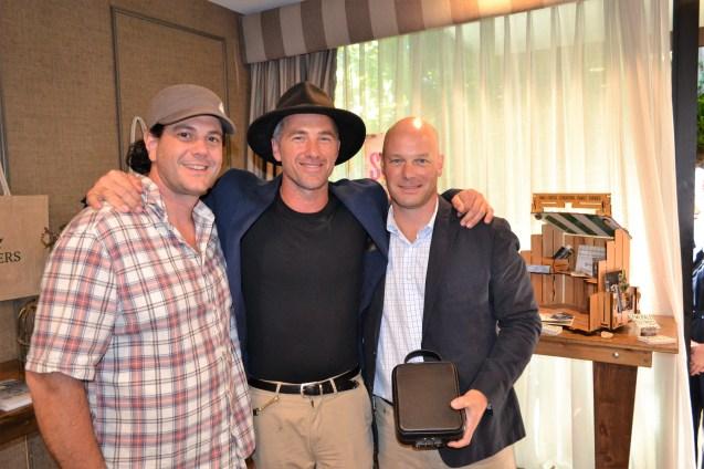 The fellas of Emerald Exchange & Rod Rodney