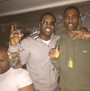 Big Sean and A$AP Ferg shower crowd with $2 bills