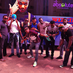 Wizkid In Gambia For Independence Day (Photos & Clip)