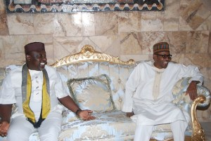 Governor Rochas Okorocha says Buhari is Nigeria's Mandela