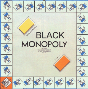 Another Laugh – The Black Monopoly (Photo)