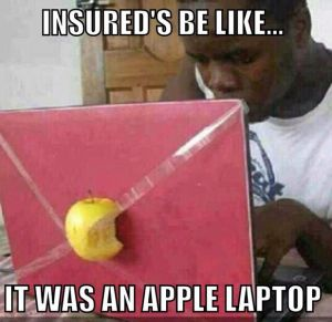 Another Laugh – See My New Apple Macbook