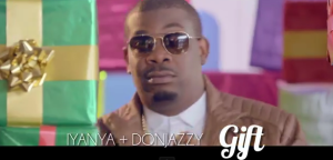 Iyanya Feat. Don Jazzy – GIft (Official Video)